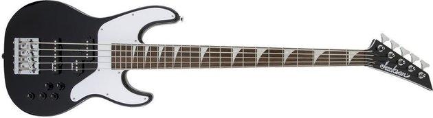 Jackson X Series Concert Bass CBXNT V IL Gloss Black
