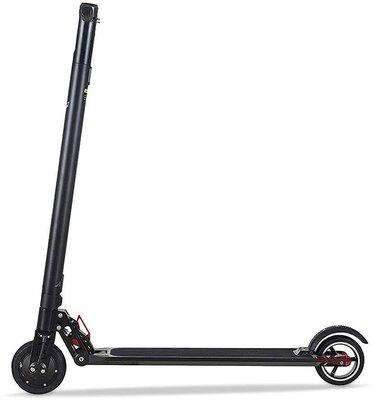 Smarthlon Kick Scooter 6'' Black