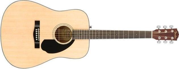 Fender CD-60S Dreadnought WN Natural