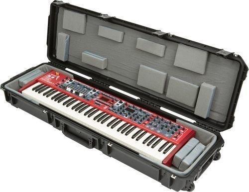SKB Cases iSeries 76-note Narrow Keyboard Case