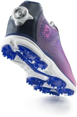 Footjoy Empower Womens Golf Shoes Navy/Plum US 6