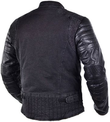 Trilobite 964 Acid Scrambler Denim Jacket Black M