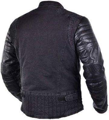 Trilobite 964 Acid Scrambler Denim Jacket Black XL