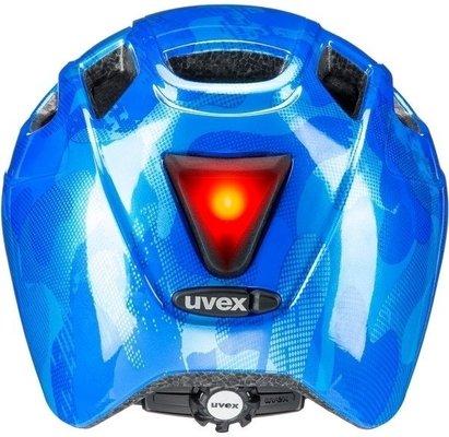 UVEX Finale Jr. Led Blue 51-55
