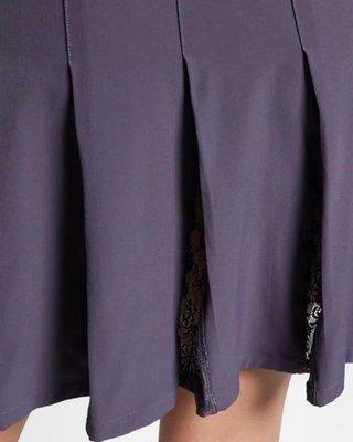 Nike Dry Flex Womens Polo Dress Gridiron/Gridiron S