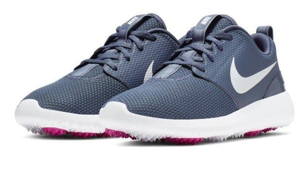 Nike Roshe G Womens Golf Shoes Ocean/White US 6,5