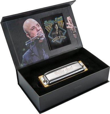 Hohner Billy Joel Harmonica Key of C