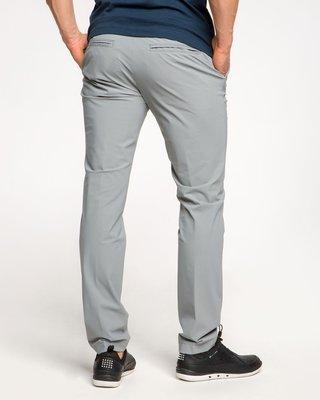 Alberto Ian Waterrepellent Revolutional Mens Trousers Silver 56
