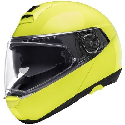 Schuberth C4 Pro Fluo Yellow L