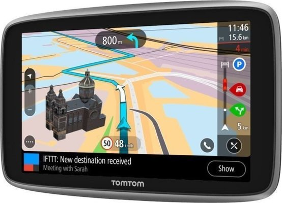 TomTom GO Premium 5'' World, Lifetime
