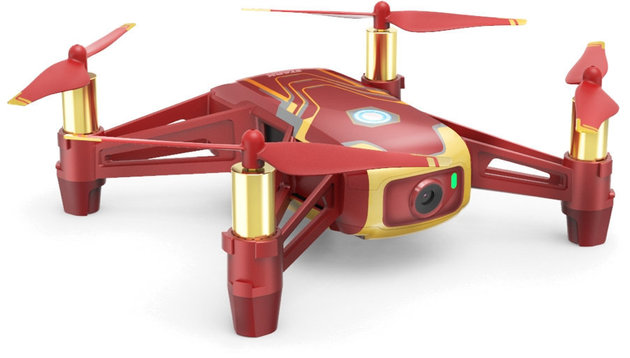 DJI Tello Iron Man Edition RC Drone