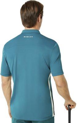 Oakley Infinity Line Herren Poloshirt Petrol XL