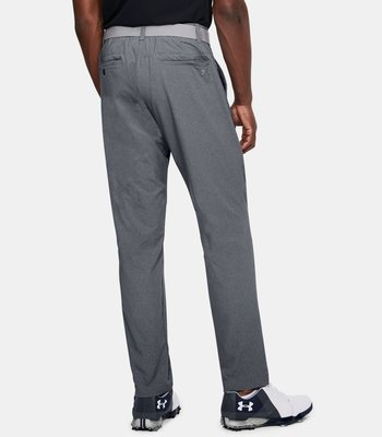 Under Armour Showdown Vent Taper Mens Trousers Gray 34/34