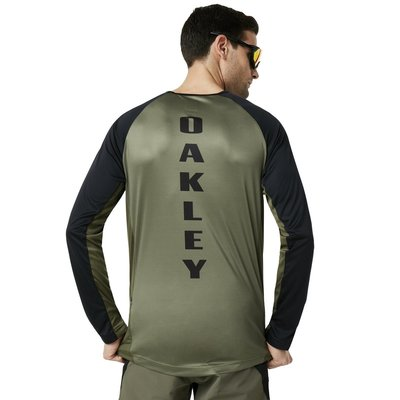 Oakley MTB LS Tech Tee Beetle XL