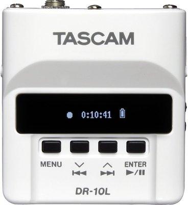 Tascam DR-10-LW