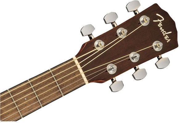 Fender CD-140SCE Dreadnought WN Natural