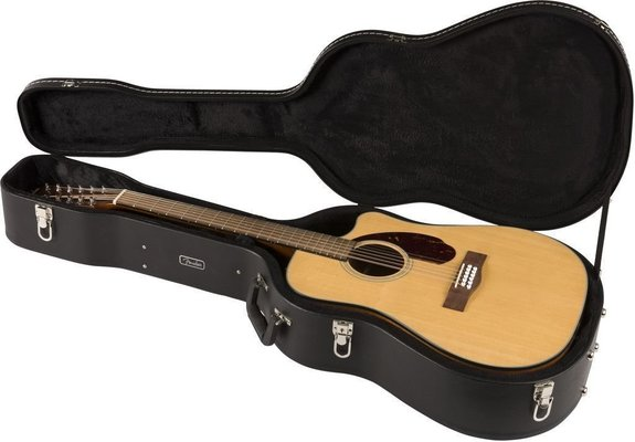 Fender CD-140SCE Dreadnought WN 12-String Natural