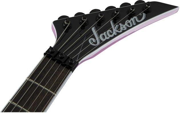 Jackson X Series Soloist SL4X IL Bubblegum Pink