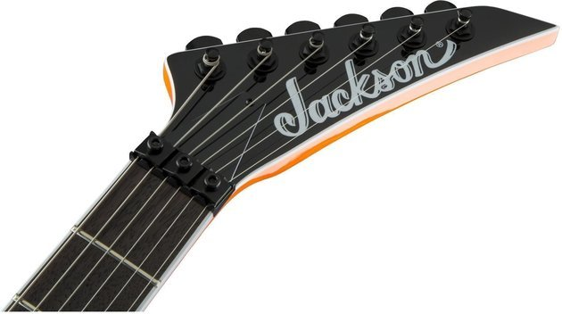 Jackson X Series Soloist SL4X IL Neon Orange