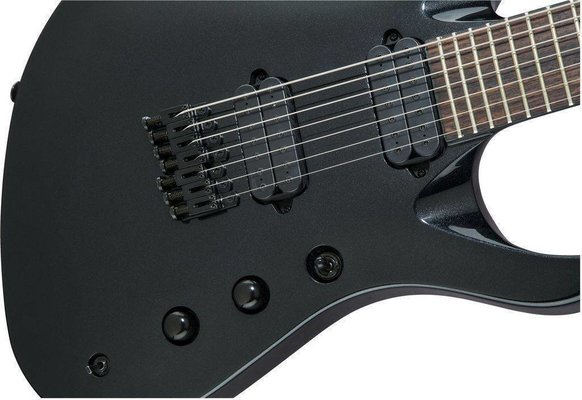 Jackson Pro Series HT7 Chris Broderick IL Metallic Black