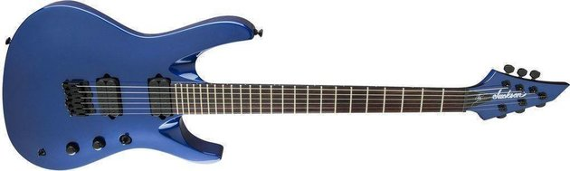 Jackson Pro Series HT6 Chris Broderick IL Metallic Blue