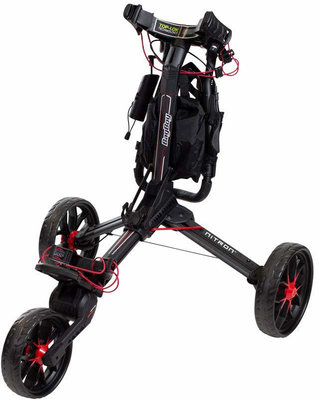 BagBoy Nitron Black/Red Golf Trolley
