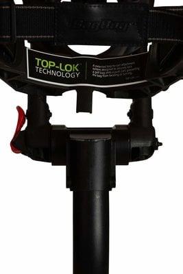 BagBoy Nitron Black/Black Golf Trolley