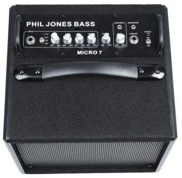 Phil Jones Bass M7 Micro Bass Combo 50 Watts