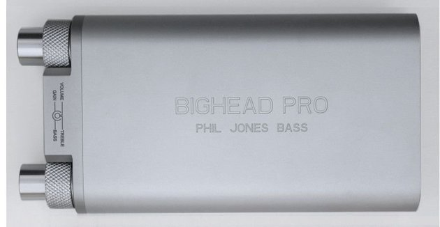 Phil Jones Bass HA-2 Bighead Pro