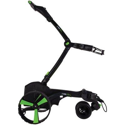 MGI Zip X5 Black Electric Golf Trolley