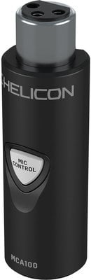 TC Helicon MCA100 Mic Control Adapter