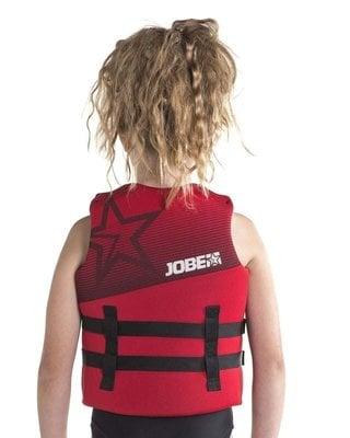Jobe Neoprene Vest Kids Red 6