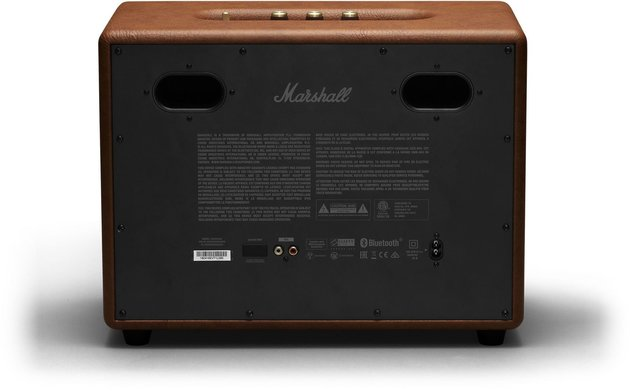 Marshall Woburn II Brown