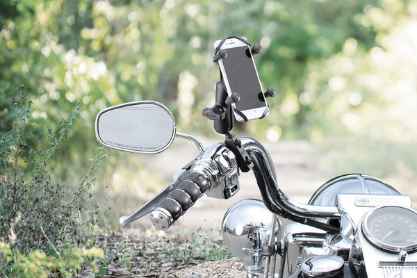 Ram Mounts X-Grip Device Holder Brake-Clutch Reservoir Mount