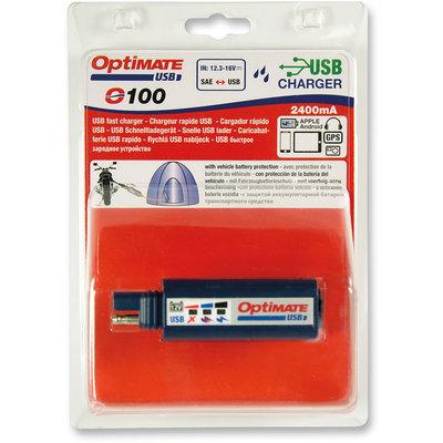 Tecmate Charger USB Mini O100