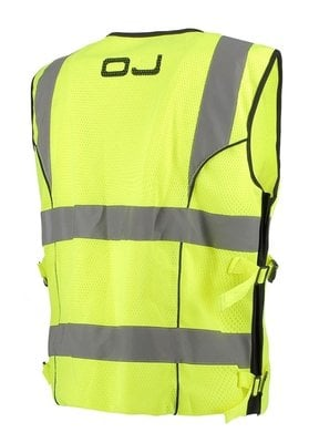 OJ Vest Net Flash High Visibility XL/2XL
