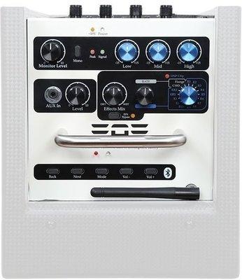 Elite Acoustics A1-4 Acoustic Amplifier Tan