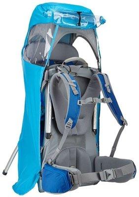 Thule Sapling Child Carrier Rain Cover Blue