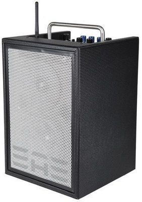 Elite Acoustics A2-5 Acoustic Amplifier Fiber Black