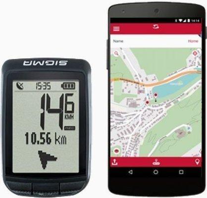 Sigma Bike computer Pure GPS