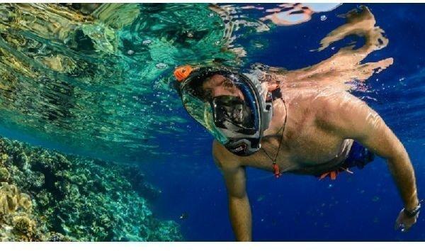 Ocean Reef Aria QR+ Orange S/M