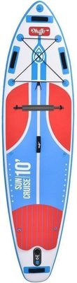 SKIFFO Sun Cruise 10' Light Blue/Red