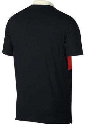 Nike Dri-FIT Vapor Polo Sail/Habanero Red S