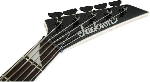 Jackson JS Series Concert Bass JS3V IL Metallic Blue Burst