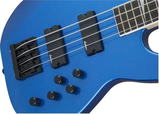Jackson JS Series Concert Bass JS3 IL Metallic Blue