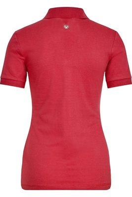 Sportalm Shank Womens Polo Shirt Prairie Rose 40
