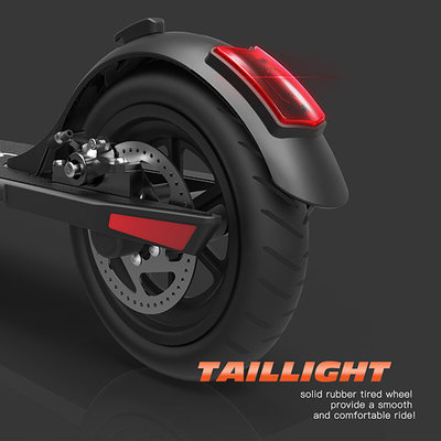 MegaWheels Electric Scooter S5 Black