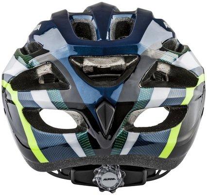Alpina Helmet MTB 17 Dark Blue/Neon 54-58