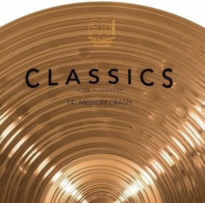 """Meinl Classics 14"""" Medium Crash"""