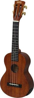 Mahalo Electric-Acoustic Concert Ukulele Vintage Natural